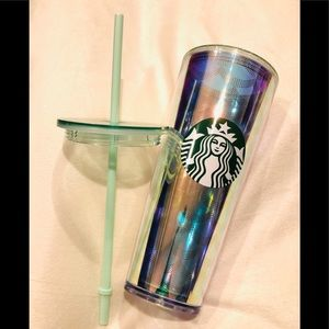 Starbucks Mermaid Scale Tumbler